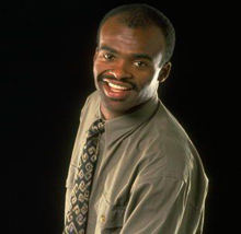 Kriss Akabusi The Old Boys Network