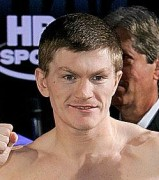 Ricky 'the Hitman' Hatton